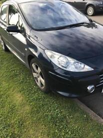 Peugeot 307 hdi 1.6 2006 offers considered Text 07890723629