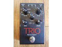 DigiTech Trio Guitar Pedal