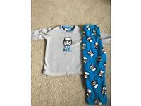Boys pyjamas 3-4 £1.50