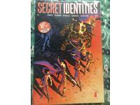 Secret Identities comic