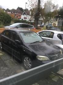 Car Parts for Sale- Sapphire Black Astra SXI Sport 1.6 Original Vauxhall LPG BI- fuel 2002