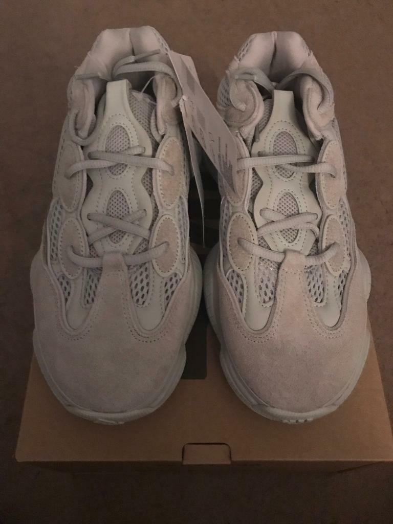 a298245d4e65 Adidas x Kanye West Yeezy 500 Salt UK size 11 and UK size 11.5 for sale