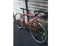 Ladies racing/road bike - quality gazelle aluminium frame £250 ono