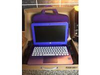 HP Laptop Purple