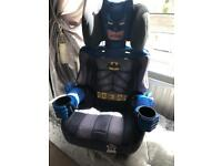 Batman High back booster seat