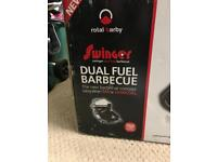 Dual fuel BBQ - brand new in box