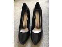 New black heels
