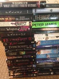 68 books