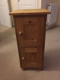 Pine Cabinet For Sale