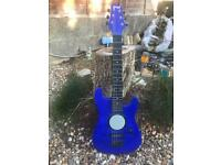 Stagg GAMP200 junior / travel electric guitar