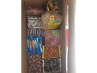 Wholesale Joblot American and Retro Sweets £1000 wholesale value! Retail £3500+ Money to be made!!