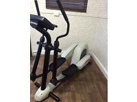 life fitness 5500 cross trainer elliptical commercial gym equipment, delivery available