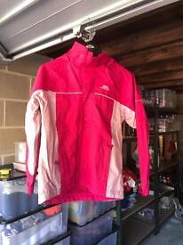 Girls trespass jacket