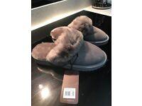 Ladies genuine Ugg slippers