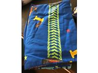 Blaze and monster machine single quilt cover