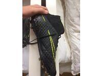 Nike hypervenom football boots size 10
