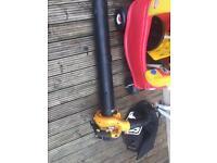 JCB vacuum petrol