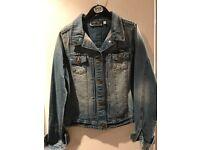 Girl's Tammy Girl denim jacket age 10-11