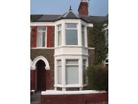 Double Room to Let in a High Quality House in Heath, Cardiff, with Postgrad Students