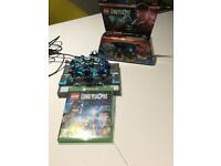 Lego dimensions starter pack and new Harry Potter set