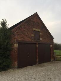 Garage / Storage / Lock up for rent - Ripley, Derbyshire