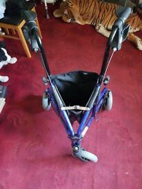 motabilty 3 wheeler pusher