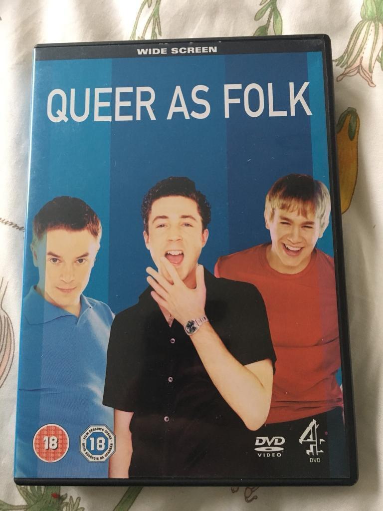 Queer as Folk series 1&2