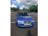 Need gone Rover 25 1.4 mint condition 1 keepers