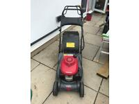 Honda HRX426 QXE LAWNMOWER