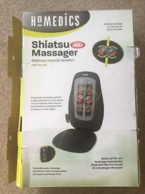 Shiatsu Massager - Homedics
