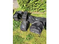 Soft Luggage for sports bike touring
