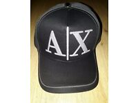 Armani Exchange Cap and Mesh limited edition caps