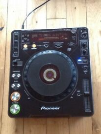 PIONEER CDJ-1000 INDUSTRY STANDARD CD PLAYER CDJ1000
