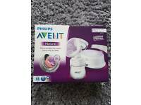 Philips Avent Natural Electric Breast Pump (Brand new unopened)