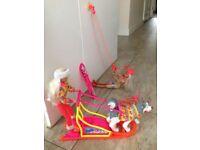 Cindy/Barbie children's toy