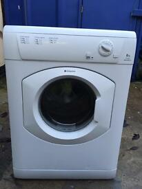 Hotpoint vented dryer