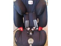 Britax Evolve 123+ car seat - excellent condition