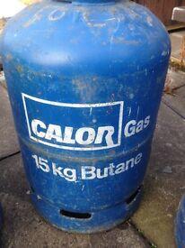 Gas bottle Butane
