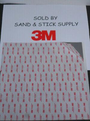 3m Rp45 Vhb Gray Double Stick Foam Mounting Sheet 8x12 1pc Free Ship
