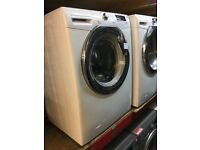 HOOVER 9KG WHITE WASHING MACHINE A+++ 1600 SPIN