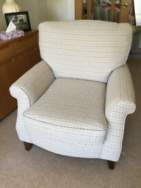 2 seater sofa and two armchairs from M&S in IMMACULATE condition