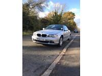 BMW E46 318ci automatic
