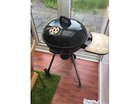 "Large 34"" CHARCOAL BBQ WITH COAL"