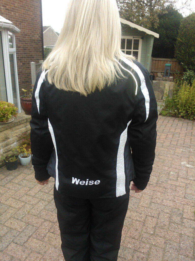 WEISE Woman's Motorcycle jacket & Trousers