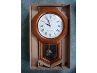 Seiko Quartz Westminster Whittington Wall Clock