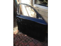 BMW 1 SERIES FRONT DRIVER SIDE DOOR RIGHT O/S/F