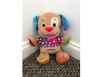 Fisher Price Laugh and Learn Puppy 🐶