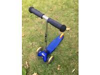 Micro Macro scooter