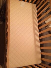 60x120 cot mattress