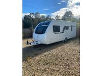 2012 swift fairway caravan